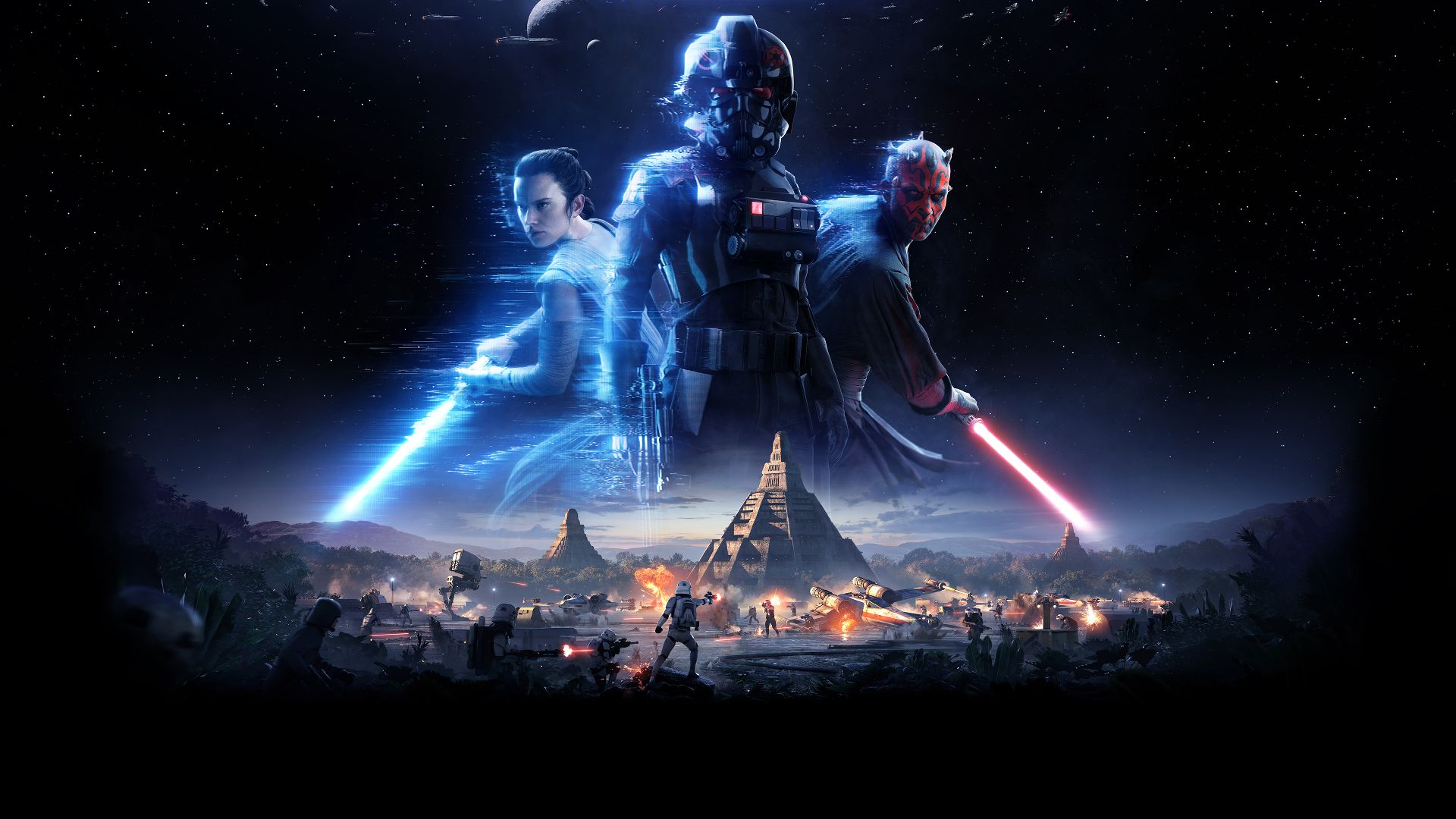 The Plug Gaming Talks Gaming News and New releases with live gameplay of Star Wars Battlefront II 11-20-17